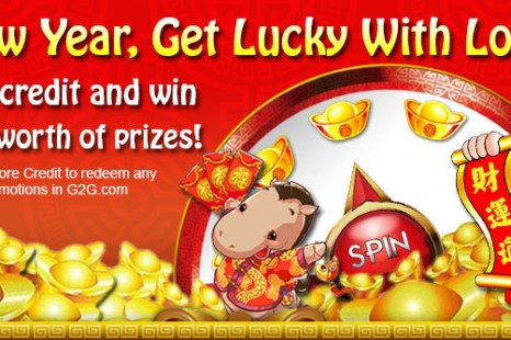 Win prizes with store credits
