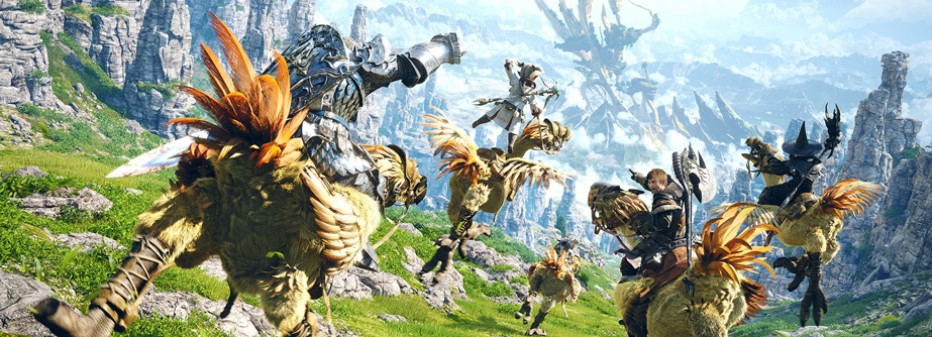Final Fantasy XIV: New Patch Promotion