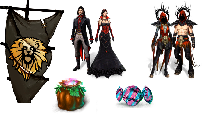 Guild Wars 2 Halloween | G2G Blog