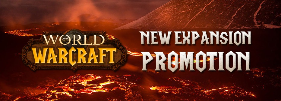 World of Warcraft: New Expansion Promo