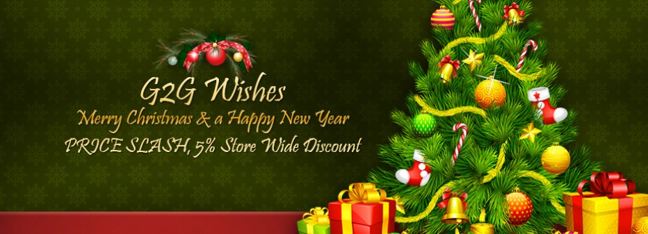 Special Holiday Offer: Store Wide Discount