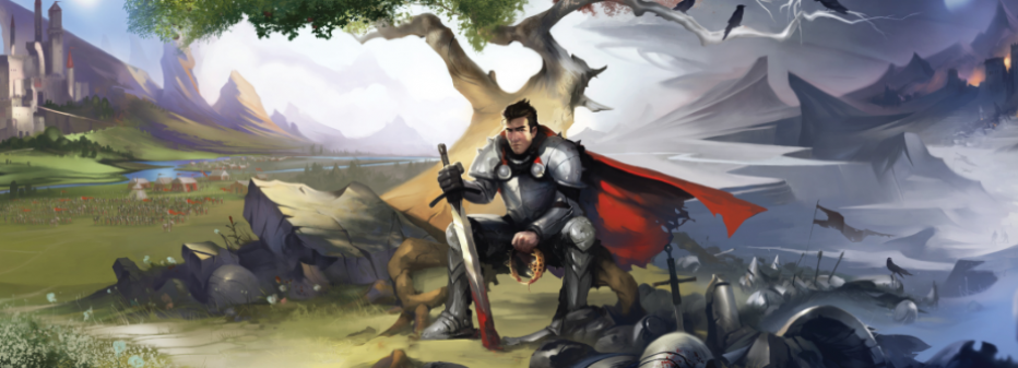 Crowfall MMORPG that Allow its World to Decay