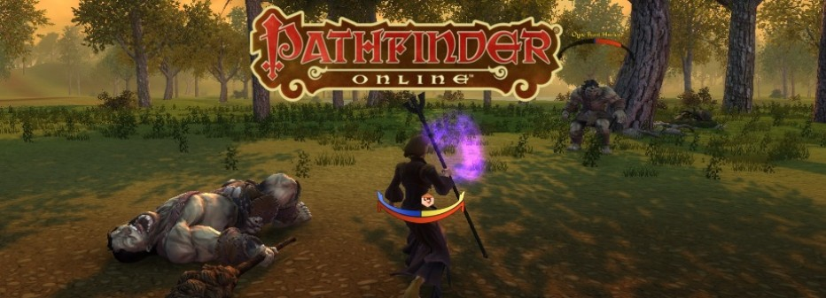 Pathfinder Online with Open World PvP