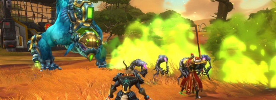 WildStar is Going F2P This September