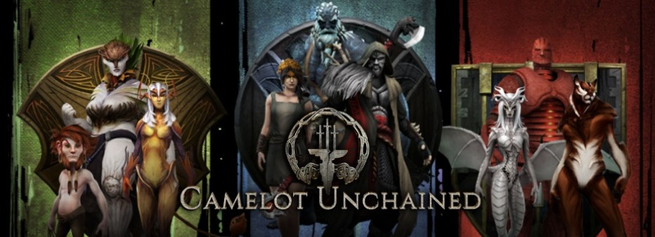 Camelot Unchained brings Realm vs Realm MMORPG