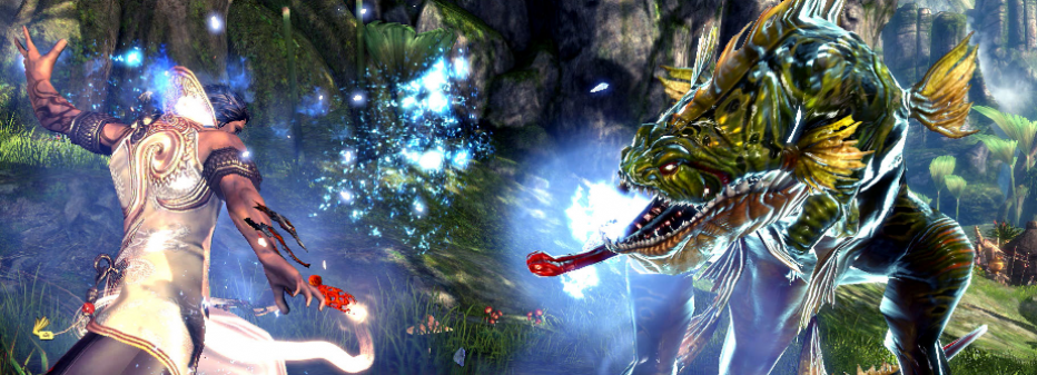 Players Are Making a Killing with Blade & Soul