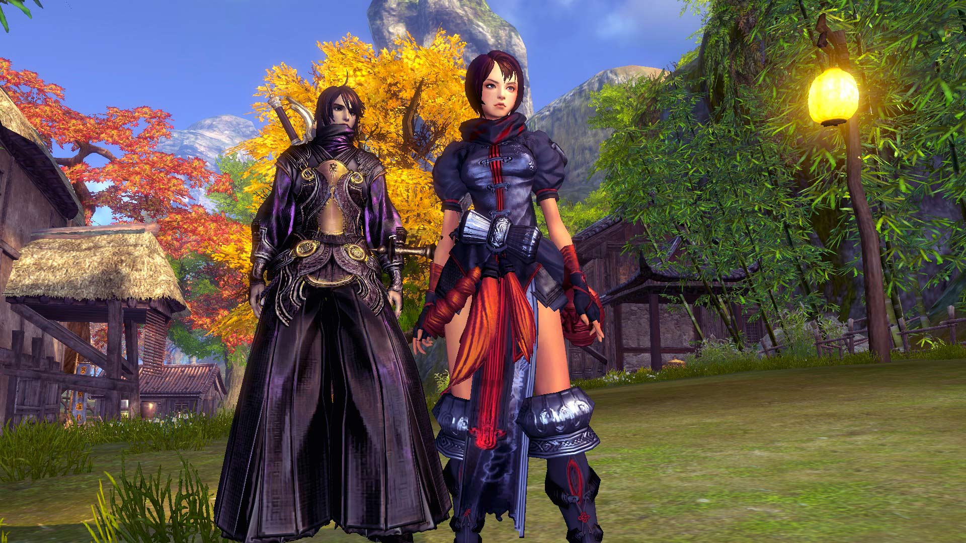 blade and soul accounts