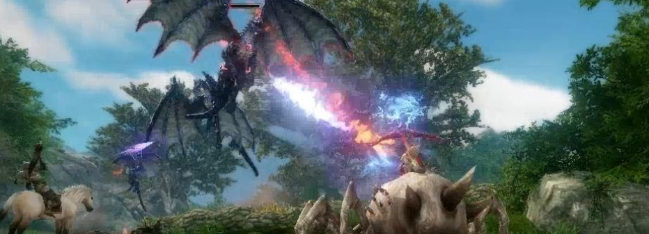Riders of Icarus Set to Entice Players with Its Aerial MMO