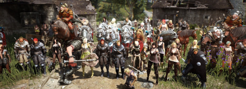 Black Desert Online Costumes Are Ridiculously Expensive