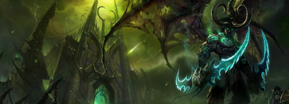 World of Warcraft Legion Release Date in the Third Quarter of 2016