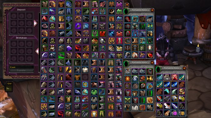 wow inventory