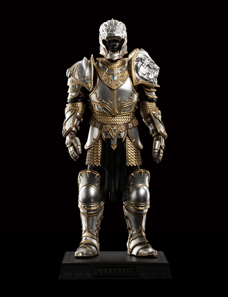 armour of king llane figure