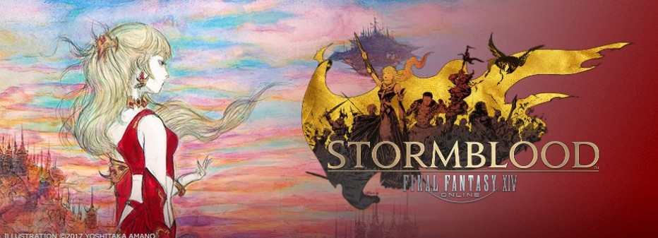 Final Fantasy XIV: Stormblood Pre-Orders Are Up And Collector's Edition Revealed