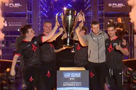Astralis Collects Second Title Win at Intel Extreme Masters 2017