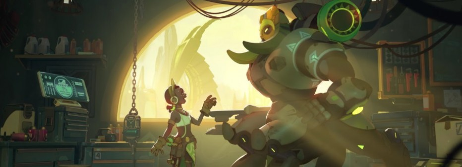 Overwatch's Orisa Will Remain In PTR For Now