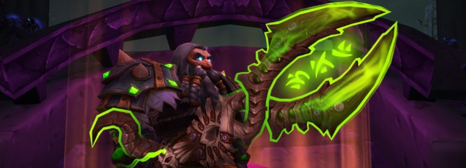 World of Warcraft New Artifact Appearance in Patch 7.2