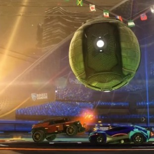 Psyonix and Tencent teamed Up To Bring Rocket League To China