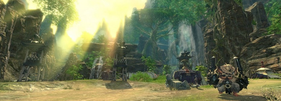 Blade & Soul Server Consolidation and Upcoming New Class