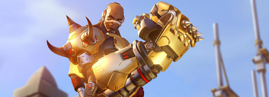 Doomfist is Overwatch next hero