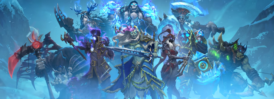Hearthstone: Knights of the Frozen Throne to Launch August 10th
