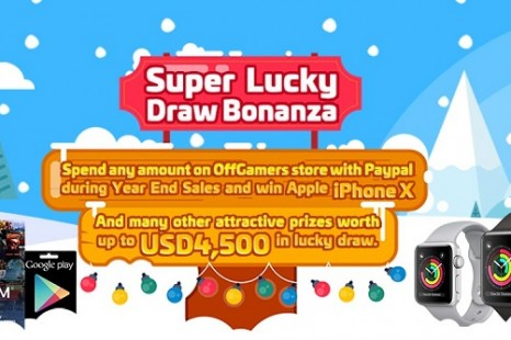 PayPal Super Lucky Draw Bonanza