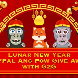 Lunar New Year PayPal Ang Pow Giveaway